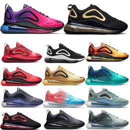 promo code 1dc6c 71823 Oxygen 720 Shoes Sneakers WMNS Shoes 72c Trainer Future Series Sunrise  Jupiter Cabin Venus Panda For Men Women Sport Designer Shoes