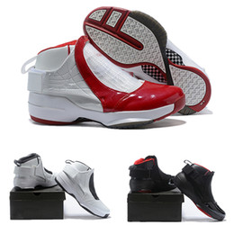 final boot Promo Codes - 2019 New Arrival Jumpman 19s Basketball Shoes mens 19 XI Gold Championship MVP Finals trainers designer sneakers running Shoes Size 7-12