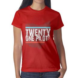 5d239b89e Twenty One Pilots Ohio Stripes Woman T-shirts Retro Outdoor Funny T Shirts  Printing Crew Neck Shirts Woman T Shirts Clearance discount twenty one  pilots t ...
