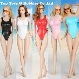 "scale sexy figure Coupons - Fire Girl Toys FG057 1 6 Scale Sexy one piece sexy Cool bikini clothing set for 12"" Action Figure Doll Toys Accessories"