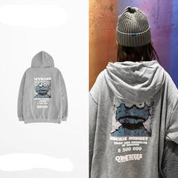 2019 mulheres suéteres coreanas suéteres Coreano dos desenhos animados hip hop japonês Hara juku outono e inverno marca nova marca oversize camisola do hoodie dos homens e das mulheres Hoodies desconto mulheres suéteres coreanas suéteres