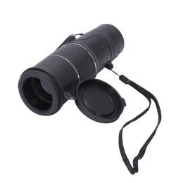 monoculaire vision nocturne de poche Promotion Optique extérieure de film de nuit de vert clair de vision de poche de télescope monoculaire de vision de la clarté 40X60 de clarté extérieure
