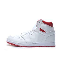 Wholesale NUEVO para hombre s top Pine Green Court Purple Chicago OG NUEVO juego Royal Blue Boots zapatos de moda para hombre de lujo para mujer zapatos