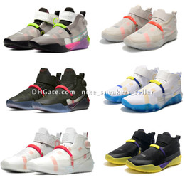Kobe AD FF NXT Gris baskeball Chaussures Vastes jour Bryant FastFit KB24 KB 24 Luxury Designer Chaussures Baskets Baskets avec la boîte Taille US7 12