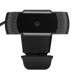 2019 enregistrer la webcam vidéo HD Pro Webcam C920e Widescreen Appel vidéo Enregistrement Appareil photo 1080p Ordinateur de bureau ou portable Version de mise à niveau de la webcam C920 #SYS enregistrer la webcam vidéo pas cher