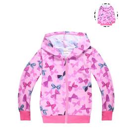 2019 одежда для мальчиков 12 месяцев Хлопок с капюшоном Розовый свитер для детей Мальчики и девочки Модная одежда весна и осень