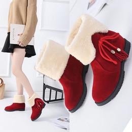 3f42cc00d0d 2019 pisos acolchados Martens mujer botas planas botines mujer 2018 chelsea  snow bota para mujer zapatos
