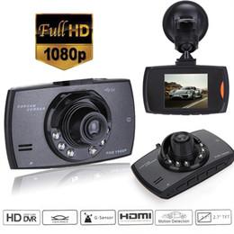 WIIYII Car 1080P 2,2 pollici grandangolo 170 gradi HD DVR Macchina fotografica del veicolo Dash Cam Video G-sensor Visione notturna Display LCD 5 auto dvr da la batteria della fotocamera hd nascosta fornitori