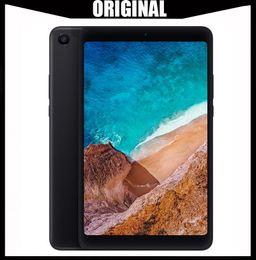 2019 дюйм Оригинал Xiaomi Mi Pad 4 MiPad 4 Tablet 8-дюймовый Snapdragon 660 Octa Core 32 ГБ / 64 ГБ 1920x1200 FHD 13.0MP + 5.0MP AI Face ID планшет Android дешево дюйм