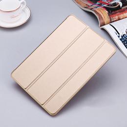 lujo caso ipad3 Rebajas Lujo ultra delgado funda para ipad mini 3 2 funda protectora de cuero de seda cubierta del sueño automático para apple ipad mini2 mini3 funda