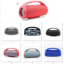 2019 Mini Boom Kutusu HIFI Bas Sütun Hoparlör Kablosuz Bluetooth Hoparlör Boombox Bluetooth Kablosuz Taşınabilir Hoparlör Stereo Ses nereden mini hoparlör panda tedarikçiler