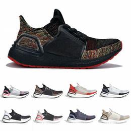 2ffa075d1b7ac4 36-47 Cloud White Black Ultra Boost 2019 Ultraboost 5.0 Scarpe da corsa per  uomo Dark Pixel Refract Primeknit Scarpe da ginnastica sportive da uomo  Sneakers ...