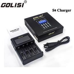 Aa li cargador online-Cargador LCD inteligente para Li-ion Ni-MH Ni-Cd Ni-md 26650 18650 20700 21700 AA AAA batería recargable