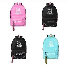 mochila recargable Rebajas Mochila grande de la mochila recargable rosada del USB para la mochila adolescente Mochila de gran capacidad del almacenamiento del viaje del diseñador