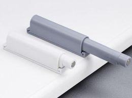 индикатор разряженной батареи Скидка Демпфер кухонный шкаф защелки дверной стоп-ящик мягкий тихий близко с винтами невидимая ручка мебель для дома фурнитура