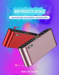 Canada AIDU Q8 Bluetooth Haut-Parleur Téléphone Sans Fil Universel Radio Mini Haut-Parleur Maison Surpoids Subwoofer Offre