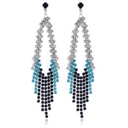 82fcf0f223 Shop Long Diamond Drop Earrings UK   Long Diamond Drop Earrings free ...