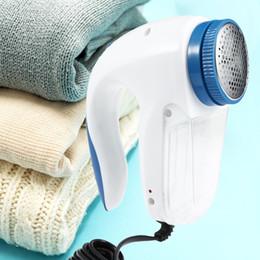 tapete elétrico Desconto Roupas elétricas fiapos removedor de pêlos fuzz barbeadores para blusas / cortinas / carpetes de roupa lint pellets máquina de corte removedor