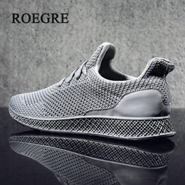 Flying Woven Mesh Breathable Shoes Knitted Mesh Shoes Summer One-legged Lazy Shoes