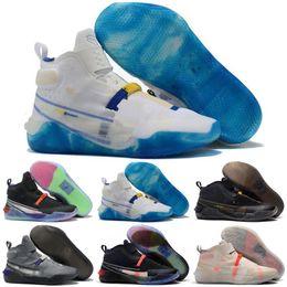 Nouvelle mode Kobe annonce Nxt Ff Gris baskeball Chaussures Vastes Kobe Bryant Day Fastfit Black Mamba KB24 Luxury Designer Sneakers Kb Formateurs
