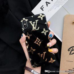 2019 caixa do telefone da orelha do gato do iphone ouro da moda caixa do telefone designer de luxo para iPhone XSMax XR XS X caixa do telefone 8 8plus 7 7plus tampa traseira