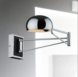 2019 banheiro industrial JESS luzes de parede levou lâmpada de cabeceira espelho do banheiro iluminação interior industrial arandela com interruptor lâmpada de parede moderna para ser banheiro industrial barato