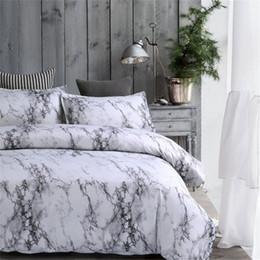 202a9d720e3 Twin / Queen / King Grey Dormitorio Edredón Juegos de cama Edredones de cama  Juego de sábanas Funda nórdica Colcha Funda de almohada