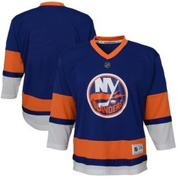 d02cc74c7 2019 Cheap Hockey Jerseys New York Islanders Thomas Hickey Custom USA Ice  Hockey Jersey Blank Store Youth Kids Winter Classic DHL womens 4xl