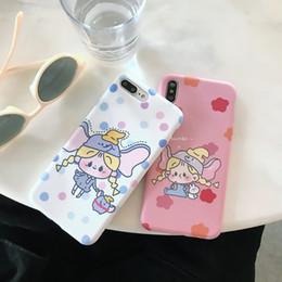 2019 meninas elefantes Para iphone xs max x xr casos de telefone celular dos desenhos animados elefante bonito menina para apple 7 8 6 plus silicone soft phone case meninas elefantes barato