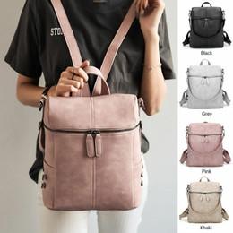 2019 продажа кожаных сумок 2019 новая мода женская рюкзак путешествия PU сумка кожаная сумка рюкзак школьная сумка горячая распродажа дешево продажа кожаных сумок