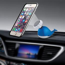 2019 универсальная подвижная подставка Универсальный магнитный автомобильный держатель телефона для iPhone Samsung 360 Air Mount Магнитный держатель для подставки для мобильного телефона в автомобильный держатель GPS дешево универсальная подвижная подставка