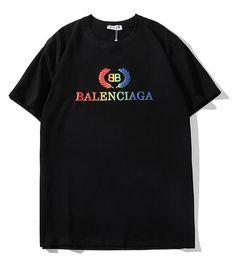 Argentina 2019 Nueva camiseta de algodón blanco letra multicolor logotipo de impresión de manga corta con cuello en O camiseta de hombres y mujeres camiseta llevar camiseta casual S-XXL cheap white t shirt casual wear women Suministro