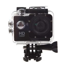 Câmeras impermeáveis on-line-Ação Esporte Cam Câmera Impermeável HD Video Capacete Cam Bicicleta Capacete Ação DVR