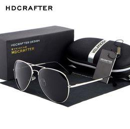 Beste fahren sonnenbrillen polarisiert online-Bestseller, Verkaufsschlager, Spitzenreiter! Klassisches Modell Polarized Sunglasses Alurahmen Blendfreies Fahren UV-beständige Pilotensonnenbrille zum Fischen, Geschenkbox