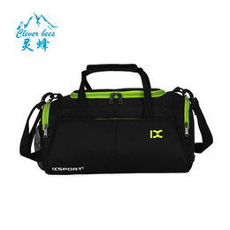 117271897c2 Discount sport crossbody bags women - New Fashion Gym Bags Women Men Large  capacity 22L outdoor