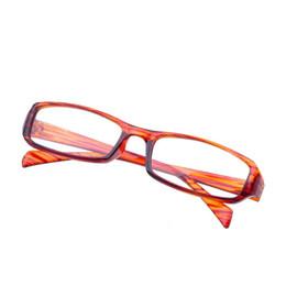 Vecchi telai di vetro online-Occhiali da lettura rettangolari per PC materiale cornice occhiali occhiali specchio presbiopia maschio femmina lettura luce regalo vecchio uomo