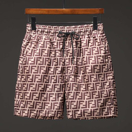 2019 piping design shirts 2019 berühmte marke männer shorts hochwertige sommer modedesigner shorts männlichen luxus strand mann kurze hosen HEIßER VERKAUF Plus Größe M-3XL