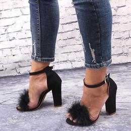 Zapatos stilettos marrones online-Zapatos de verano de las mujeres T-stage Fashion Dancing Sandalias de tacón alto Sexy Stiletto Party Wedding Shoes Brown Negro