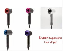großhandel professionelle salon fön Rabatt Großhandel Dyson Supersonic Haartrockner fuchsia Professionelle Salon Werkzeuge Fön Hitze Super Geschwindigkeit Gebläse Haartrockner für verkauf