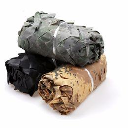 2019 rete camouflage camo Caccia a strato singolo da campeggio Ghillie Net Woodland Camouflage Net Jungle Leaves Camo For Car Shade Cover sconti rete camouflage camo