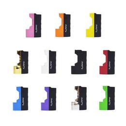 2019 botões da caixa de música Recarregável 510 Linha Grosso Imini Caixa De Óleo Mod Vape Cartucho descartável Bateria com caixa de botão mod ecig bateria