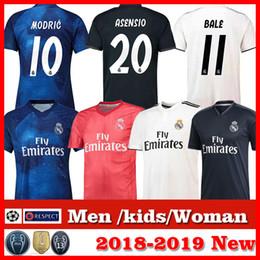 Canada Bale Real Ramos sco maillot couturier de Madrid Benzema Kroos Ceballos Carvajal Asensio Nacho Modric Junior Courtois Mayoral Varane Offre