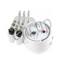 microdermabrasion machines for sale Promo Codes - 3 in 1 multifunction microdermabrasion machine for sale with vacuum for black head removal sprayer for face cleansing dermabrasion machine