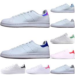 adidas Stan Smith Freizeitschuhe Plate Form Männer Frauen Chaussures Triple Weiß Schwarz Zebra Flower Fashion Designer Schuhe Stan Flats Turnschuhe