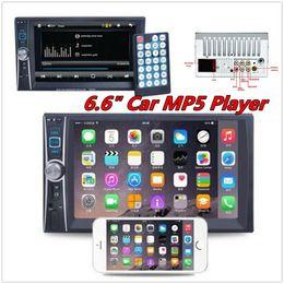 Wholesale Neuer Bluetooth Autoradio MP3 Player Double Din Radio In Dash Kamera Universal