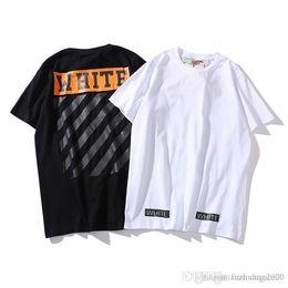 Xl xxl size clothing онлайн-BrandQuality мужские женские бренд дизайн черный белый Майка размер M-XXL круглый вырез хлопок топы футболка вышивка одежда