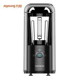 máquina de vacío para el hogar Rebajas Mezclador de vacío Joyoung Totalmente automático en casa Multifunción Mezclador de alimentos Fabricante de jugos Pasta de arroz Sopa espesa Máquina de cocción de sopa libre de BPA