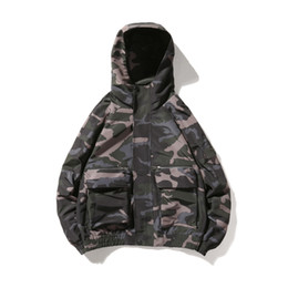 f5e0eed35778f warm hunting clothes 2019 - 2019 Mens Spring Jacket Waterproof  Winderbreaker Warm Jacket Tactical Camouflage Hunting