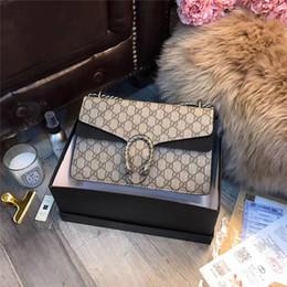 2019 Diseñador de la Marca de Las Mujeres Bolsas de Mensajero de Hombro 2018 Nueva Venta Caliente Bolsos de Hombro de Cuero de Embrague Cadena de Noche Bolsos de Moda de noche desde fabricantes