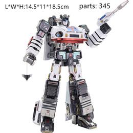 2019 brinquedo g1 Puzzles de metal 3D DIY menino legal brinquedo e presente Robô G1 cavaleiro alto difficul montagem modelo de jogo